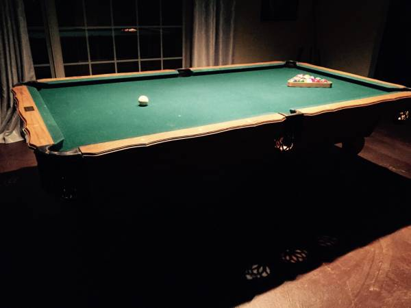 Sell A Pool Table Macon Solo Experienced Pool Table