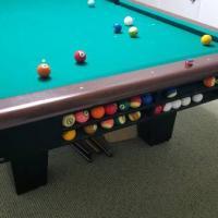 Topline Regulation Size Pool Table