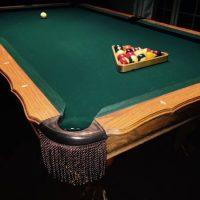 Gandy Pool Billiard Table