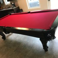 8Ft Augusta Pool Table