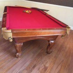 Pool Table Slate