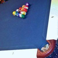 Gandy 8ft. Custom Pool Table